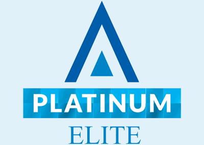 Platinum Elite bei Ullrich Kieferorthopädie - seit 2005 in Stockach am Bodensee